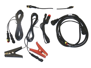 Car power supply and adapter kit (3905031)