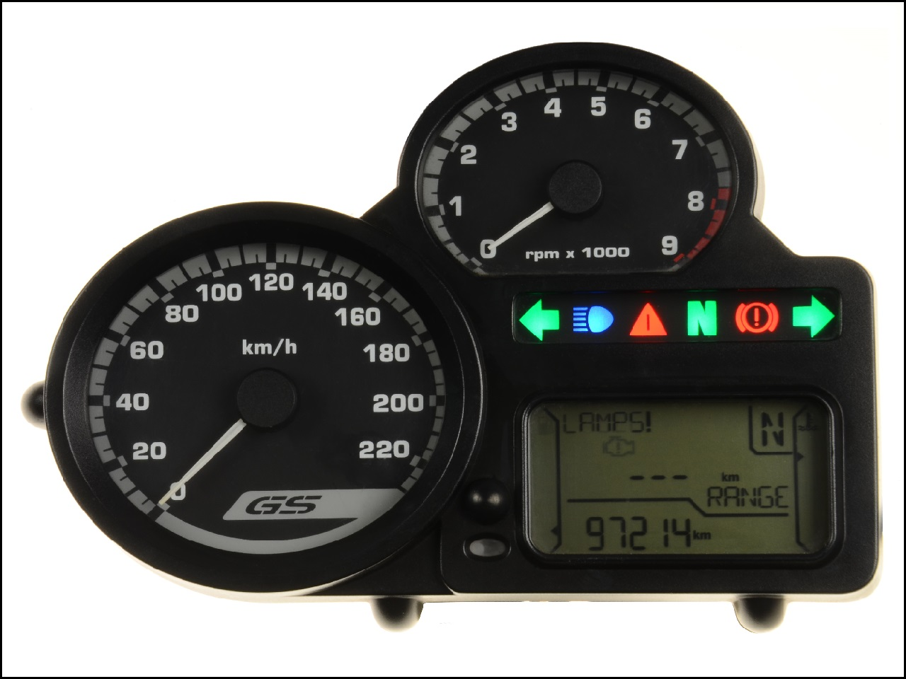 Carmo variable amount BMW dashboard