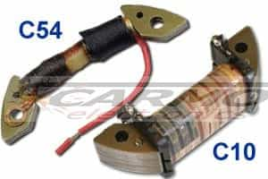 Ignition Source Coils - C10/C54