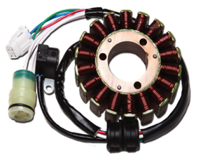 Improved stator alternator Yamaha YFM660 Raptor - CARG2661