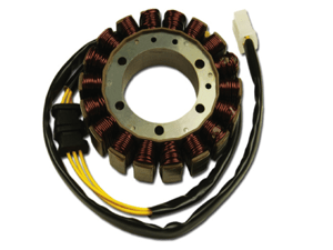 Improved stator alternator Kawasaki KLF400 KLF400B Bayou - CARG271