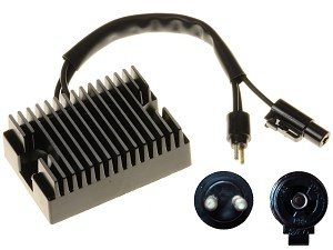 CARR-HARLEY-06J - Harley Davidson sportster XL XLH Voltage regulator rectifier