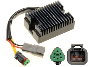 CARR-Seadoo regulator rectifier (278-001-969, 278-001-581)