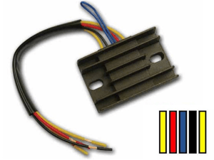 CARR021 - Husaberg Voltage regulator rectifier