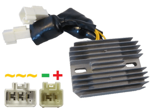 CARR1101 Honda MOSFET Voltage regulator rectifier