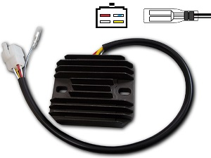 CARR111 - Suzuki MOSFET Voltage regulator rectifier