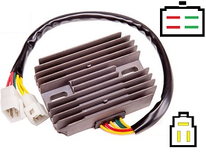 CARR1131 Honda CB1300 X4 Super four Voltage regulator rectifier
