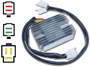 CARR121 - Honda VT MOSFET Voltage regulator rectifier