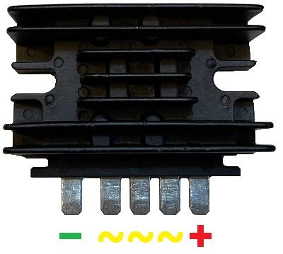 REGULATOR RECTIFIER Fits SUZUKI SP600 GR650 GS450E GS450GA 1982 1983 1985