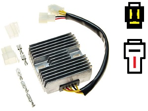 CARR171 - Suzuki Husaberg Voltage regulator rectifier