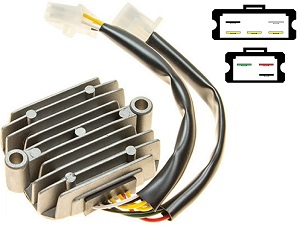 CARR191 - Honda CB CBX MOSFET Voltage regulator rectifier
