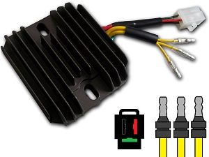 CARR204-XL Honda XL600 - MOSFET Voltage regulator rectifier