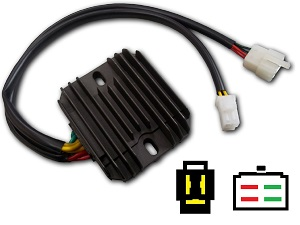CARR251 - Honda Yamaha MOSFET Voltage regulator rectifier
