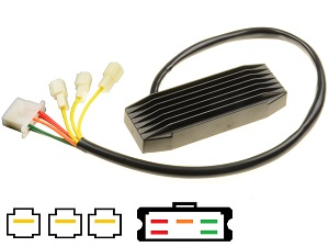 CARR401J-VS67 Suzuki VS600 VS700 intruder Voltage regulator rectifier