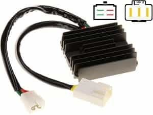 CARR431 - Honda CBR MOSFET Voltage regulator rectifier