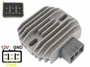 CARR4415 - MOSFET Voltage regulator rectifier