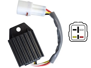CARR5201 Beta KTM EXC XC LC4 Voltage regulator rectifier