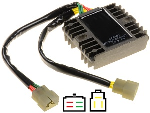 CARR531 MOSFET Voltage regulator rectifier