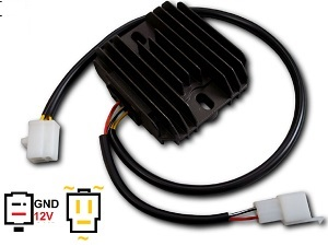 CARR5601 KTM MOSFET Voltage regulator rectifier