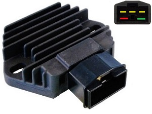 CARR581 - Honda MOSFET Voltage regulator rectifier