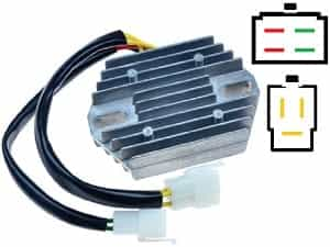 CARR621 - 31600 MOSFET Voltage regulator rectifier