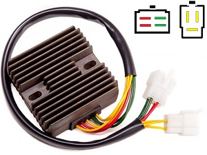 CARR631 SH583-12 MOSFET Voltage regulator rectifier