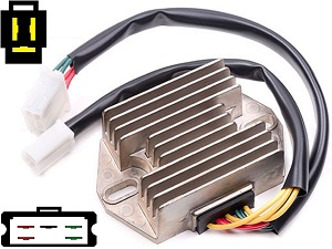 CARR651 SH541-12 SH543-12 SH556-12 MOSFET Voltage regulator rectifier