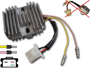 CARR681 SH223 6V Voltage regulator rectifier