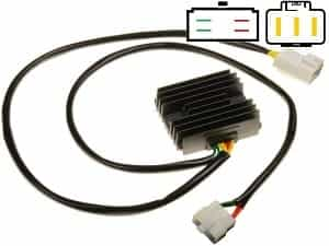 CARR691 with 75cm lead Honda CBR600 MOSFET Voltage regulator rectifier