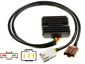 CARR694V 75cm Honda XL1000V Varadero MOSFET Voltage regulator rectifier