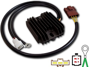 CARR694-KTM 690 950 990 MOSFET Voltage regulator rectifier