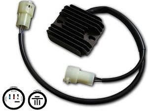 CARR694Ka - Kawasaki ZX600 ZX636 MOSFET Voltage regulator rectifier