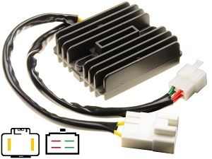 CARR694MG Moto Guzzi MOSFET Voltage regulator rectifier