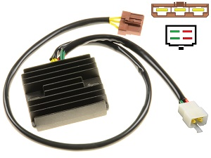 CARR694L-P scooter MOSFET regulator rectifier