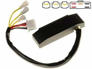 CARR751J Suzuki Intruder Voltage regulator rectifier
