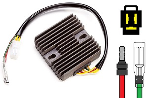 CARR791 Honda CA CMX Rebel MOSFET Voltage regulator rectifier