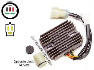 CARR821 Honda XRV750 Africa Twin MOSFET Voltage regulator rectifier
