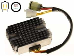 CARR831 Honda XRV750 Africa Twin MOSFET Voltage regulator rectifier