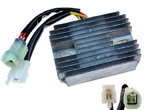 CARR8511 Suzuki MOSFET Voltage regulator rectifier