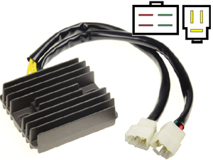 CARR991 Triumph MOSFET Voltage regulator rectifier
