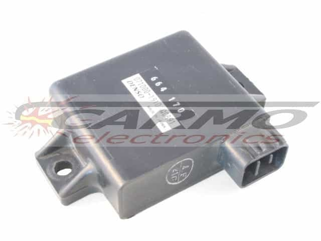 Can Am DS650 650 DS igniter ignition module CDI Box (071000-1910, 664 170, Denso)