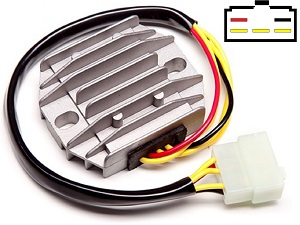 CARR1521 3 phase 120W Voltage regulator rectifier