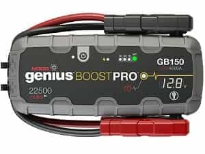 Noco Genius Boost Pro GB150 jumpstarter