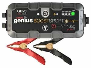 Noco Genius Boost Sport GB20 jumpstarter