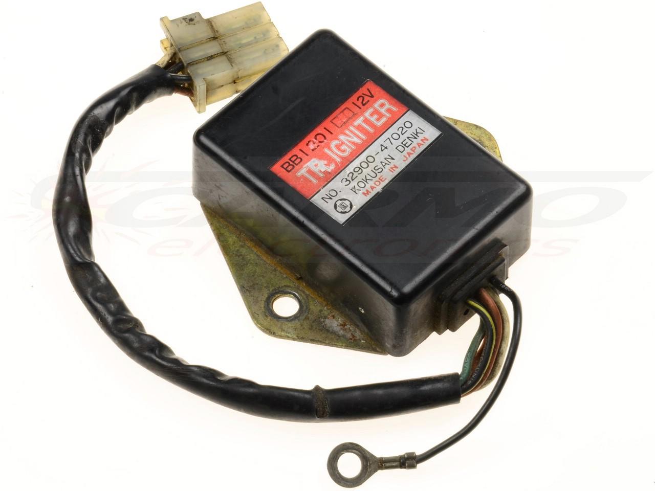 Gs Gs Gs Bb Tr Igniter on 1980 Suzuki Gs550 Parts