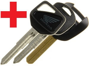 Copy / program Honda HISS transponder chip key
