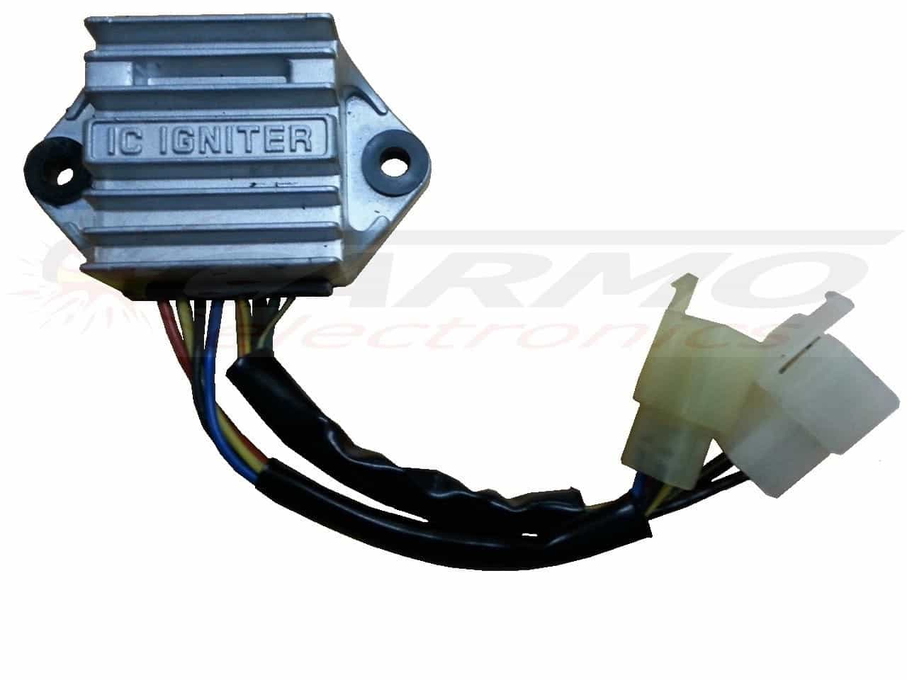 Kawasaki KZ550 21119 1020 cdi ignitor brain kawasaki carmo electronics, the place for parts or electronics ic igniter kawasaki wiring diagram at creativeand.co