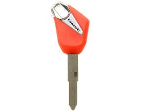 Kawasaki new blanco chip key (red)