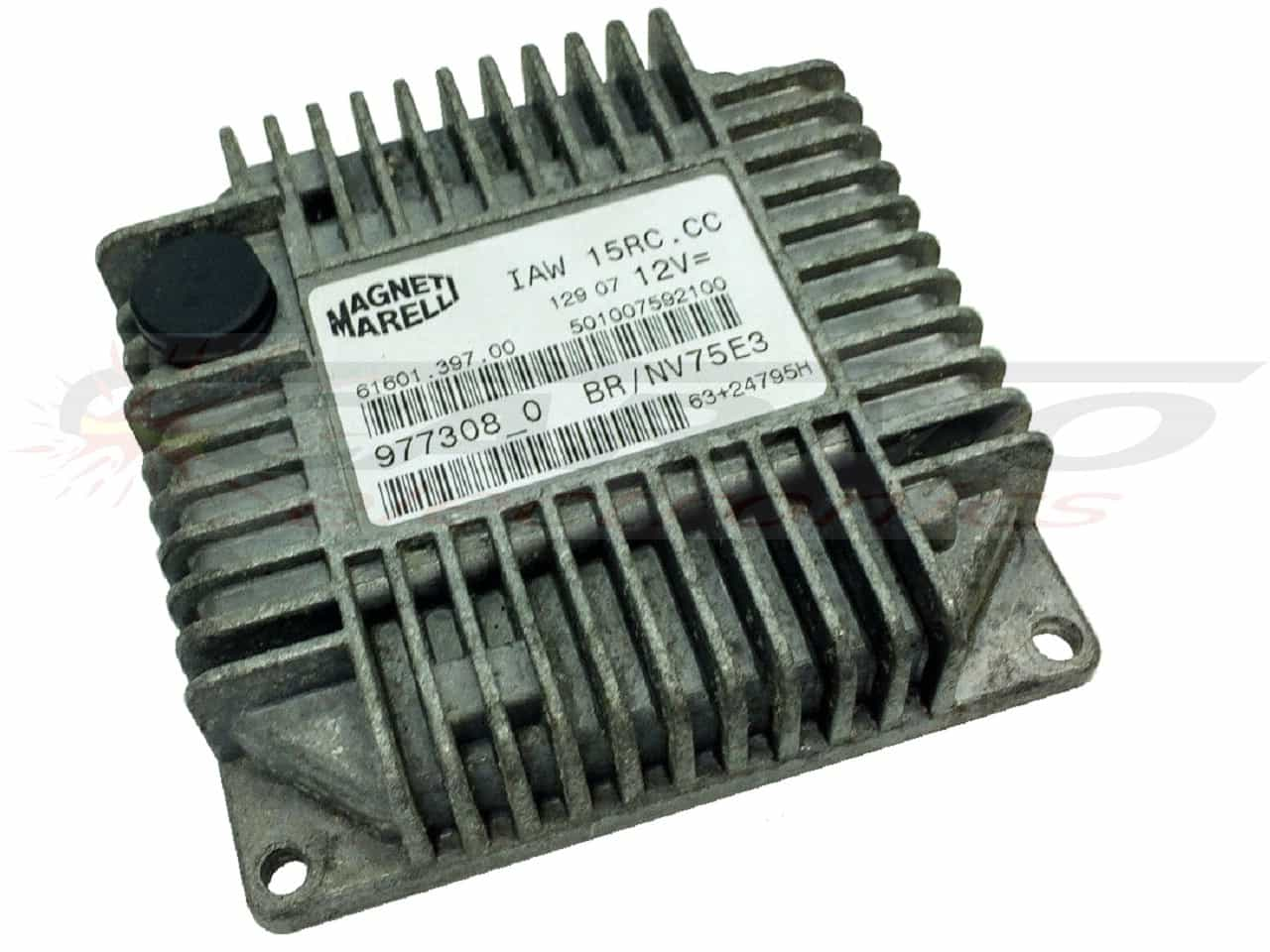 Carmo variable amount MG ECU