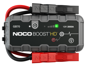 Noco Genius Boost HD GB70 jump starter